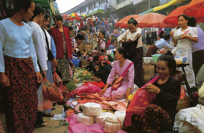 market thailand from dm Bangkok transfers & ground transport: save time in thailand with a bus ride from bangkok to chiang mai by thai sriram coach with damnoen saduak floating market.